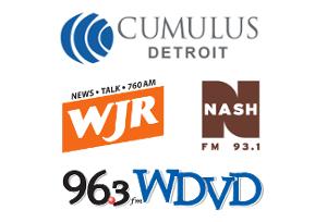 Cumulus Media Detroit - Media Sponsor