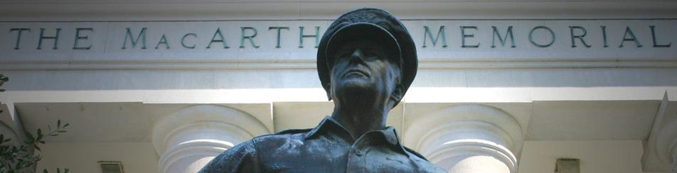 Macarthur_memorial